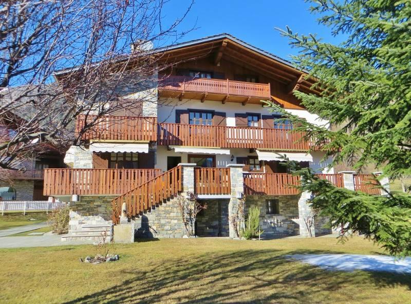 Appartamento in vendita a Morgex, 2 locali, prezzo € 270.000   CambioCasa.it