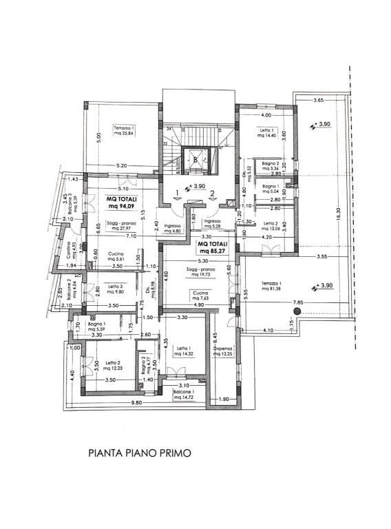 Appartamento in vendita a Frosinone, 3 locali, prezzo € 200.000 | PortaleAgenzieImmobiliari.it