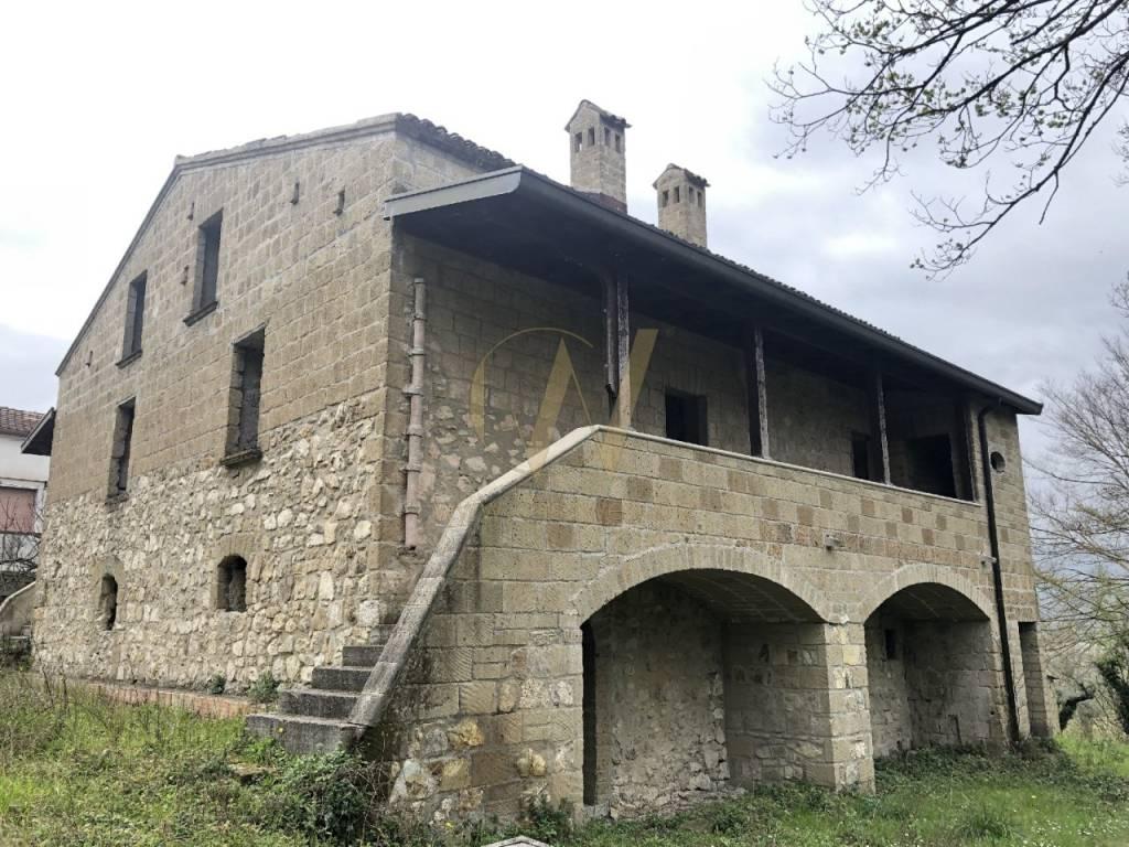 Foto 1 di Rustico / Casale contrada Restinola, Sant'agata Dè Goti