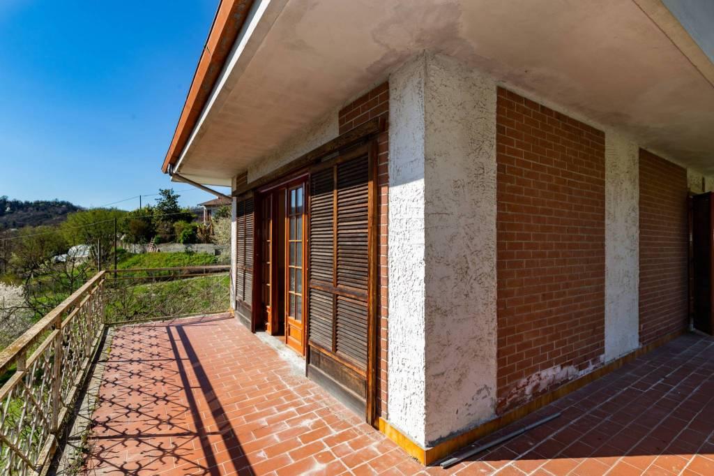 Foto 1 di Villa via del Tamlino, Brusasco