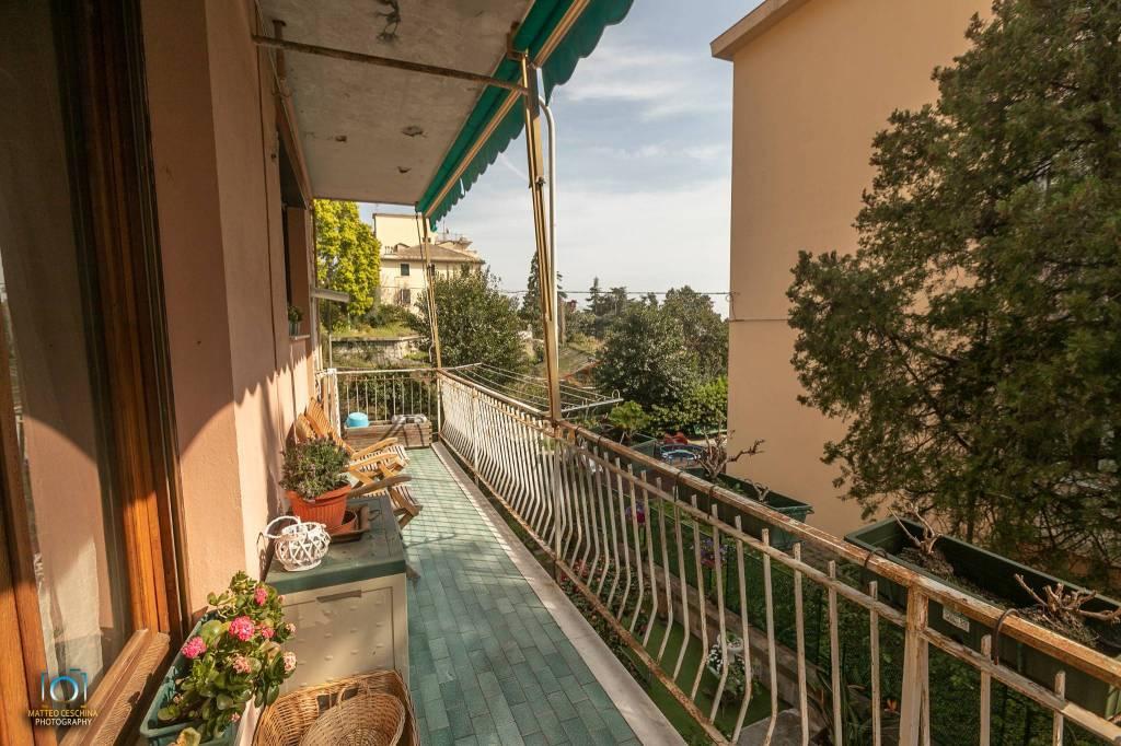 Foto 1 di Appartamento via Donato Somma 75, Genova (zona Quinto-Nervi)