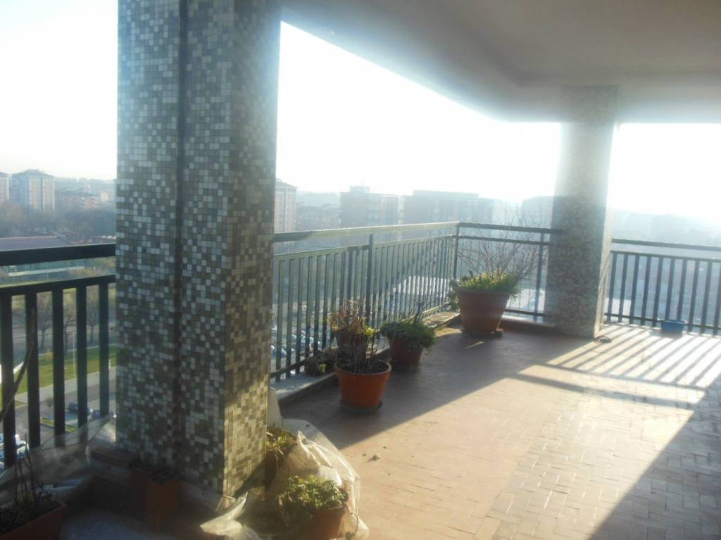 Attico/Mansarda in vendita Zona Lucento, Vallette - via Andrea Sansovino 125 Torino