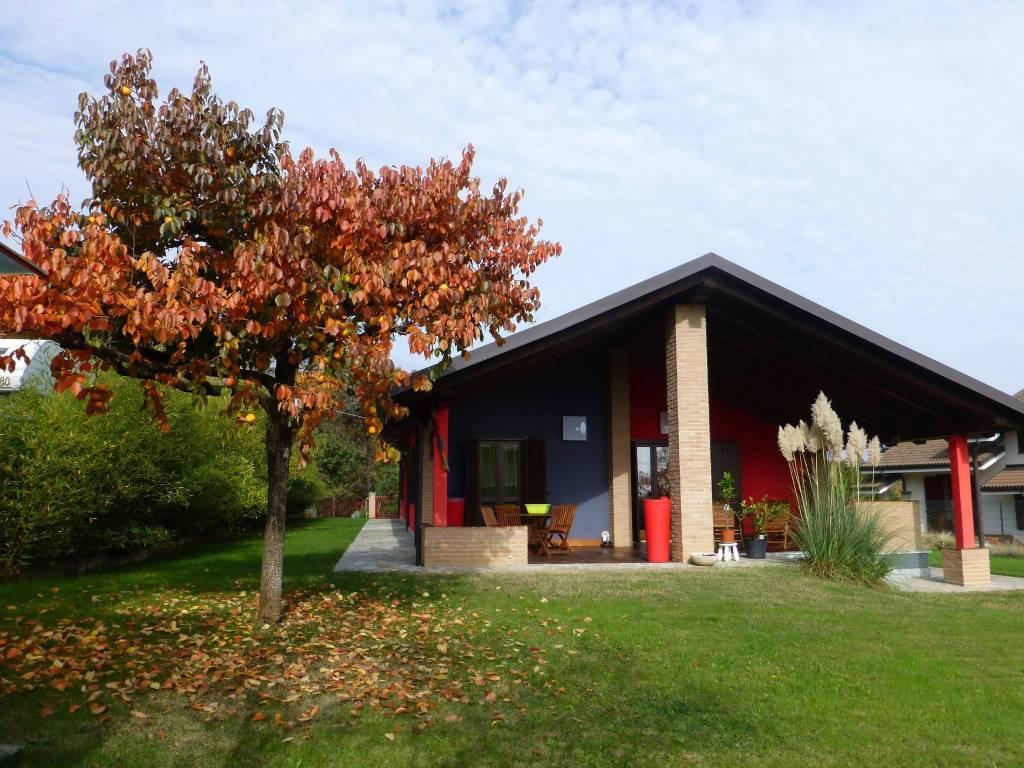 Foto 1 di Villa via Baratonia 11BIS, frazione Mattodera, La Cassa