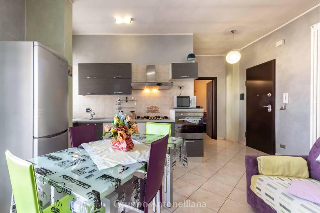 Appartamento in vendita via Monginevro 15 Beinasco