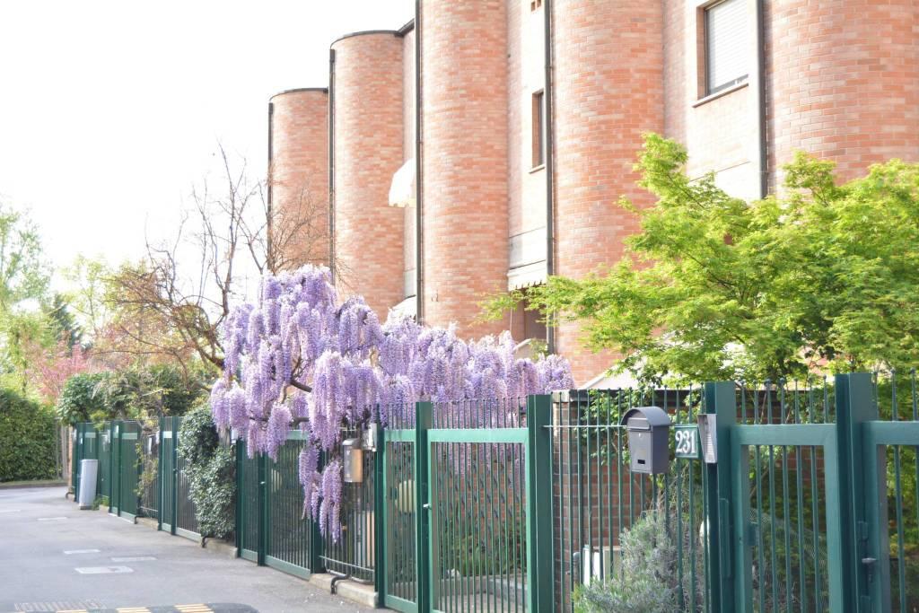 Villetta a schiera in buone condizioni in vendita Rif. 8717697
