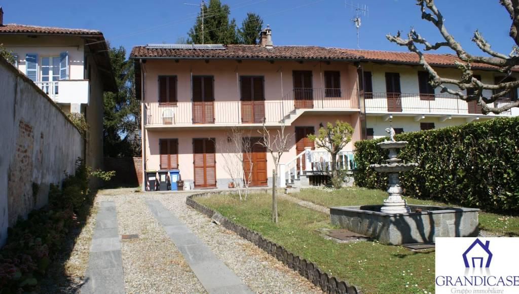 Foto 1 di Casa indipendente via Brichetto 21, San Sebastiano Da Po