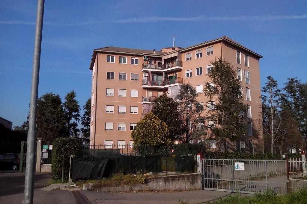 Appartamento in buone condizioni in affitto Rif. 8532483