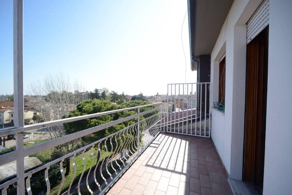 Foto 1 di Quadrilocale via Pieve Masiera 1, Bagnacavallo