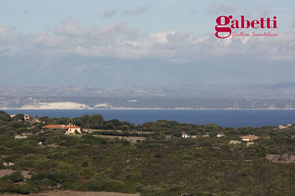 Terreno edificabile con bella Vista mare, Ruoni alta Rif. 4444997