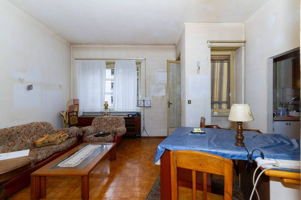Appartamento in vendita Zona Valdocco, Aurora - via Cardinale Gaetano Alimonda 11 Torino