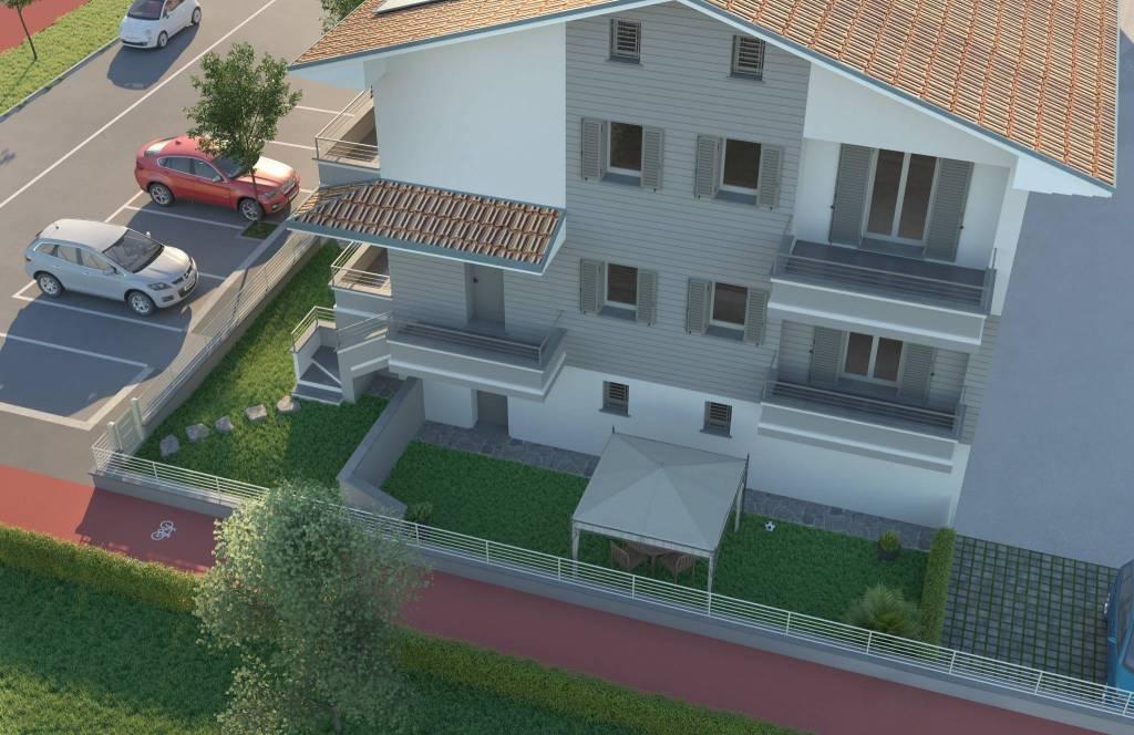 Appartamento in Vendita a Gatteo: 4 locali, 145 mq