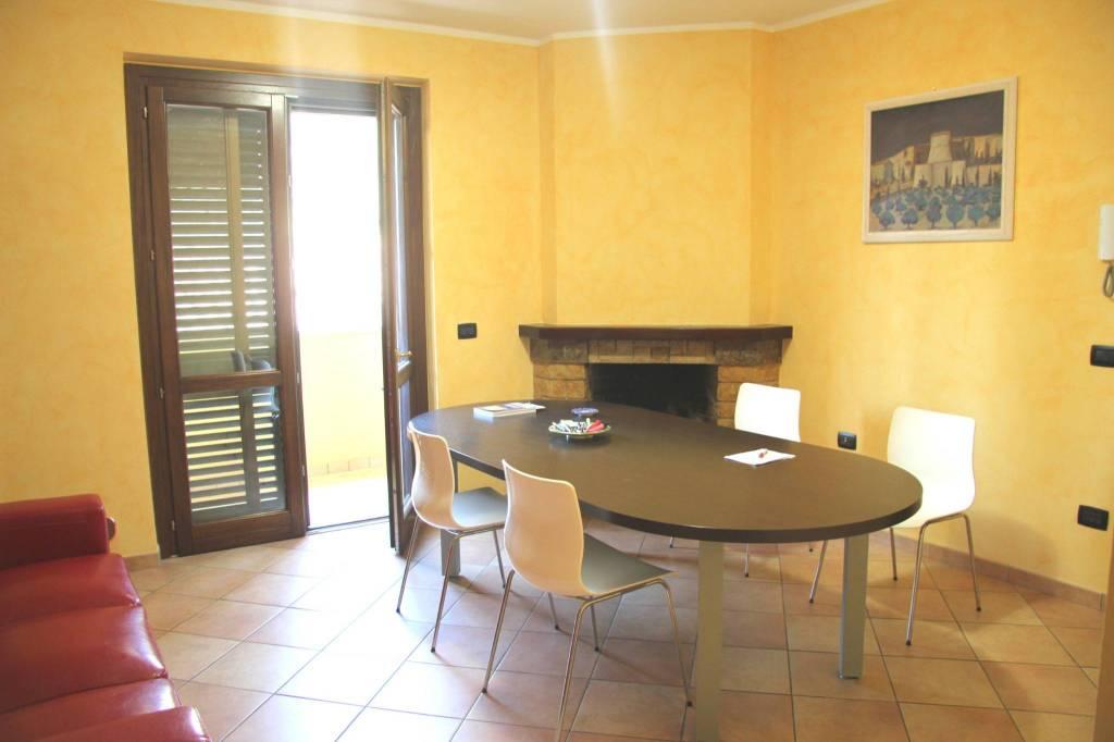 Appartamento in vendita a Gualdo Cattaneo, 4 locali, prezzo € 110.000   PortaleAgenzieImmobiliari.it