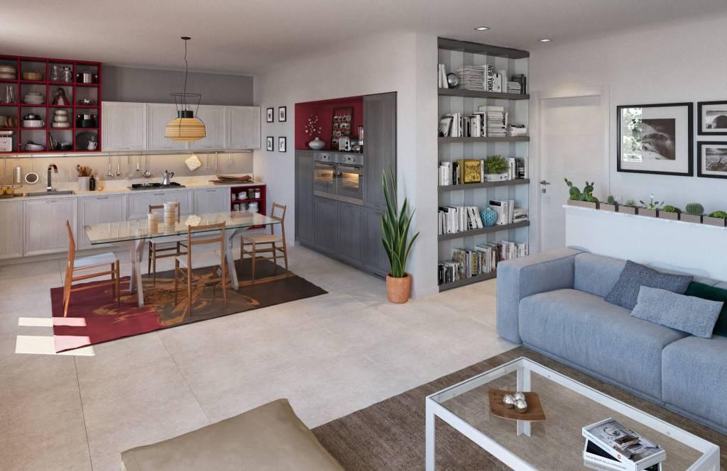 Appartamento in Vendita a Gatteo Centro: 5 locali, 145 mq