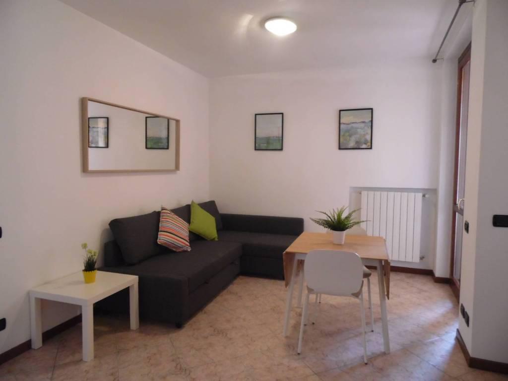 Appartamento in ottime condizioni arredato in affitto Rif. 8381214