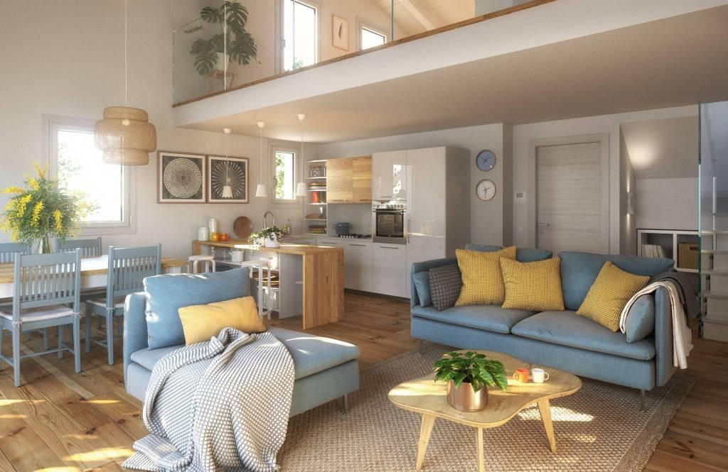 Appartamento in Vendita a Gatteo: 3 locali, 107 mq