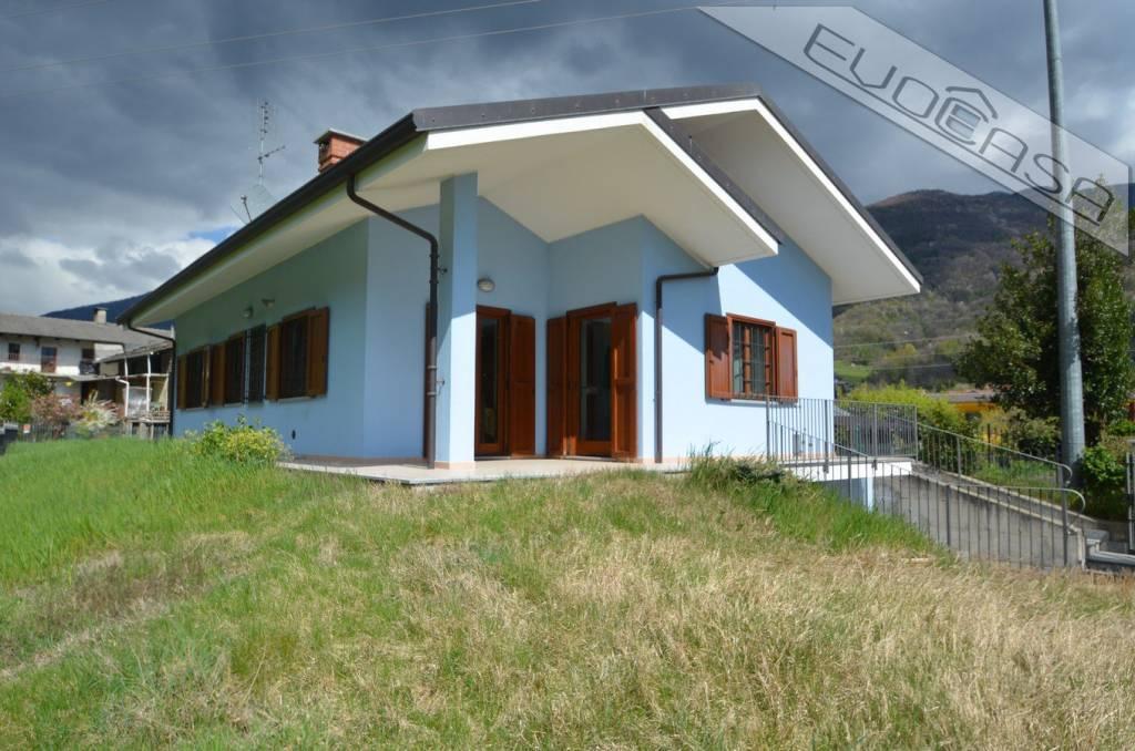 Foto 1 di Villa via Provinciale 125, Inverso Pinasca