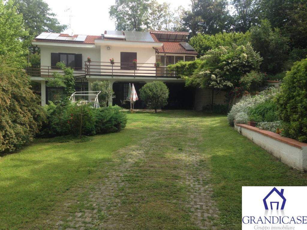 Foto 1 di Villa via Nobiei 21, San Sebastiano Da Po