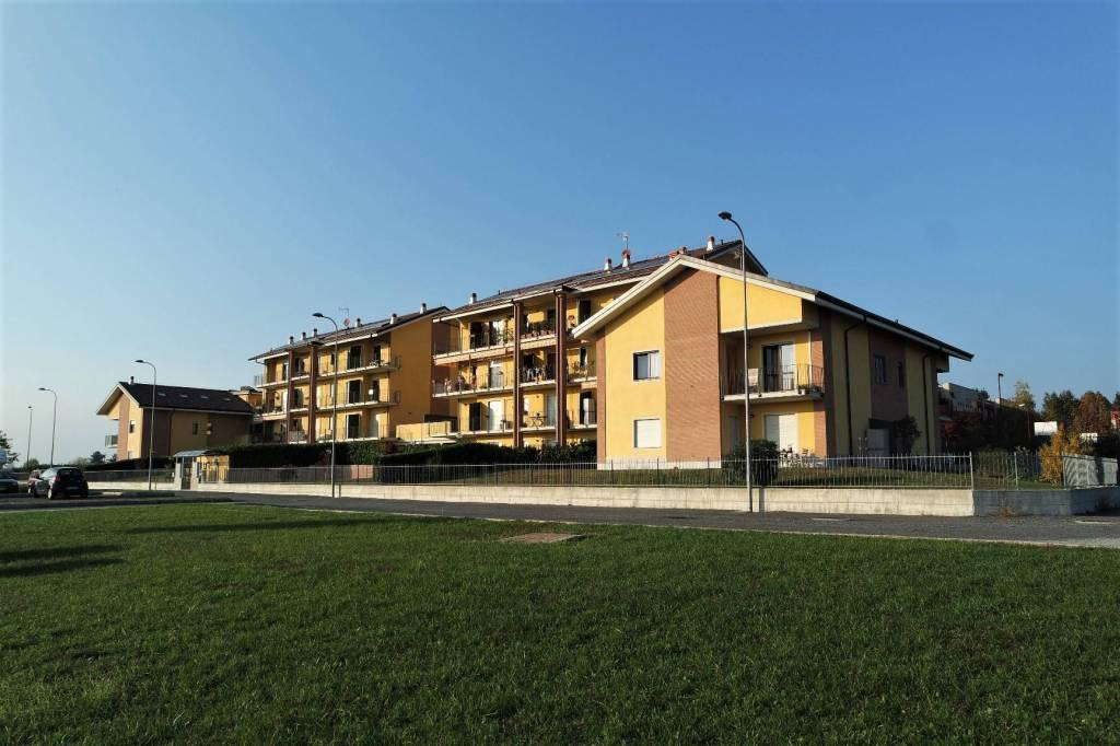 Foto 1 di Trilocale via Ajmonetti, Caluso