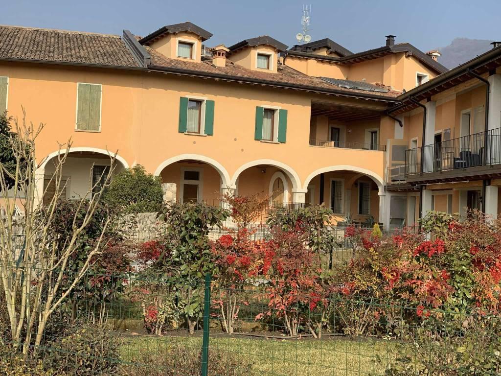 Appartamento in vendita a Nuvolera, 4 locali, prezzo € 165.000 | PortaleAgenzieImmobiliari.it