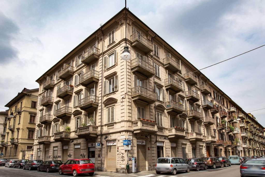 Foto 1 di Trilocale via Vincenzo Gioberti 70, Torino (zona Crocetta, San Secondo)