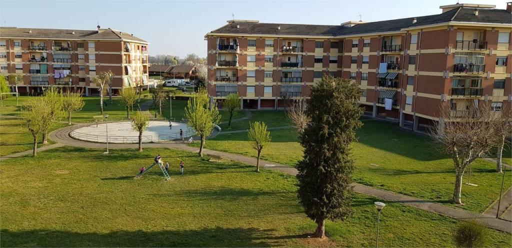 Foto 1 di Quadrilocale via Garibaldi, Volvera