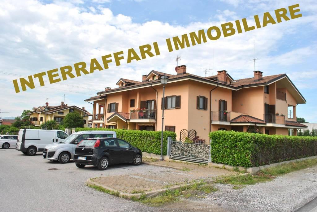 Foto 1 di Attico / Mansarda via Torrette 26, frazione San Rocco Di Bernezzo, Bernezzo