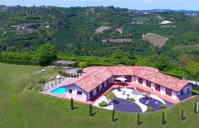 Foto 1 di Villa Frazione Cantabusso, Arguello