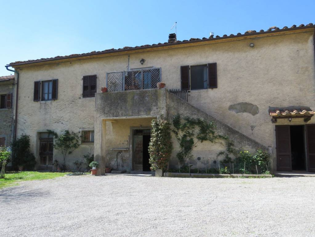 Foto 1 di Rustico / Casale Case Sparse Montanare, frazione Montanare, Cortona