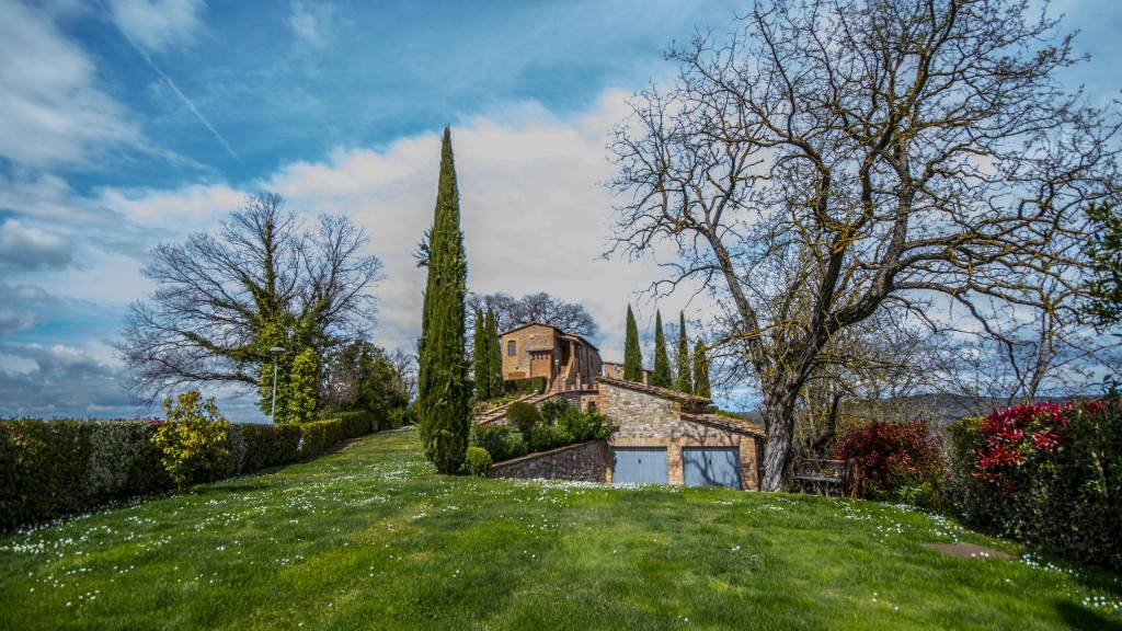 Foto 1 di Rustico / Casale via Cuorleone, Città Della Pieve