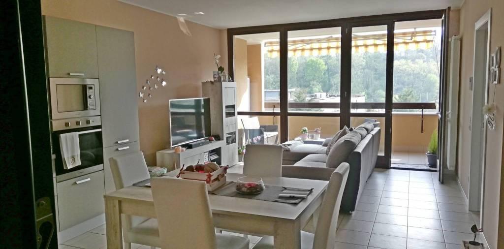Appartamento in vendita a Como, 2 locali, zona Acquanera- Albate -Muggiò -, prezzo € 165.000 | PortaleAgenzieImmobiliari.it
