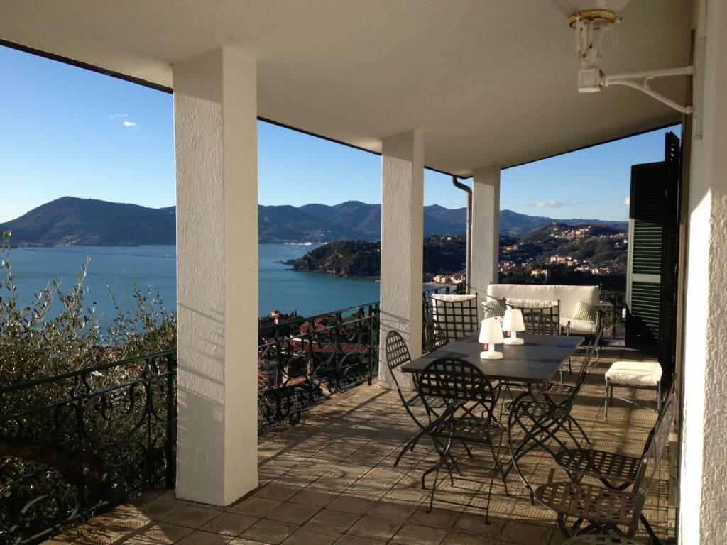 Villa in affitto a Lerici, 10 locali, prezzo € 2.500 | PortaleAgenzieImmobiliari.it