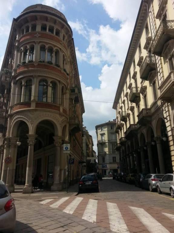 Foto 1 di Loft / Open space via Giuseppe Barbaroux 5, Torino (zona Centro)