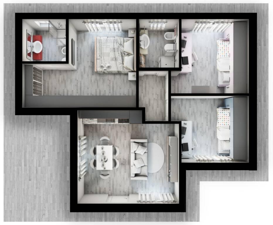 Appartamento in vendita Rif. 8884332
