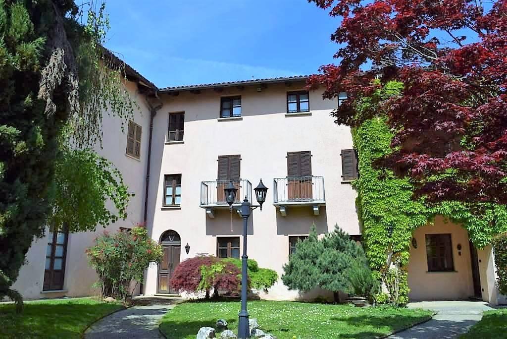 Foto 1 di Villa via Camillo Benso di Cavour, Costigliole Saluzzo