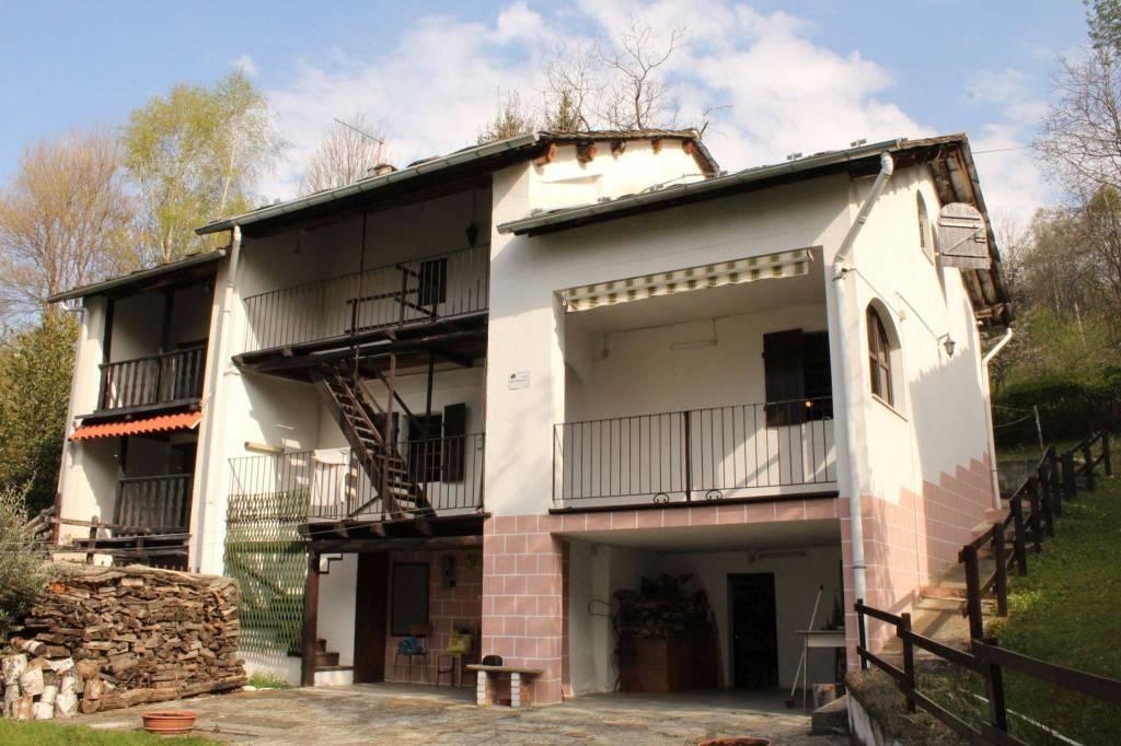 Foto 1 di Casa indipendente via Zerbini, Castelnuovo Nigra