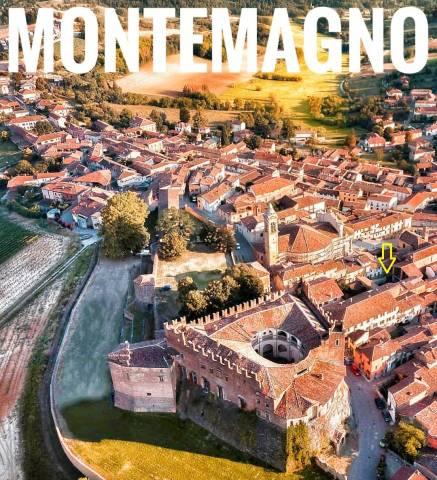Foto 1 di Palazzo / Stabile Montemagno