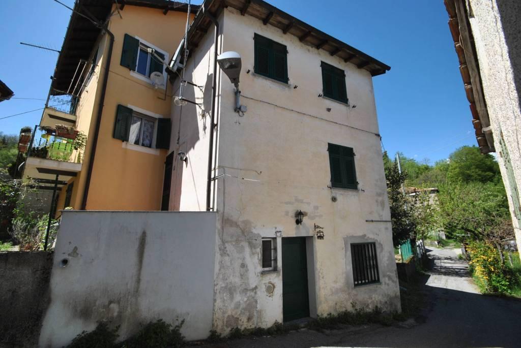Foto 1 di Rustico / Casale via Nuova Semino, frazione Semino, Busalla