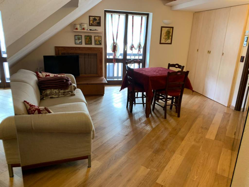 Appartamento in vendita a Sauze di Cesana, 2 locali, prezzo € 129.000 | CambioCasa.it