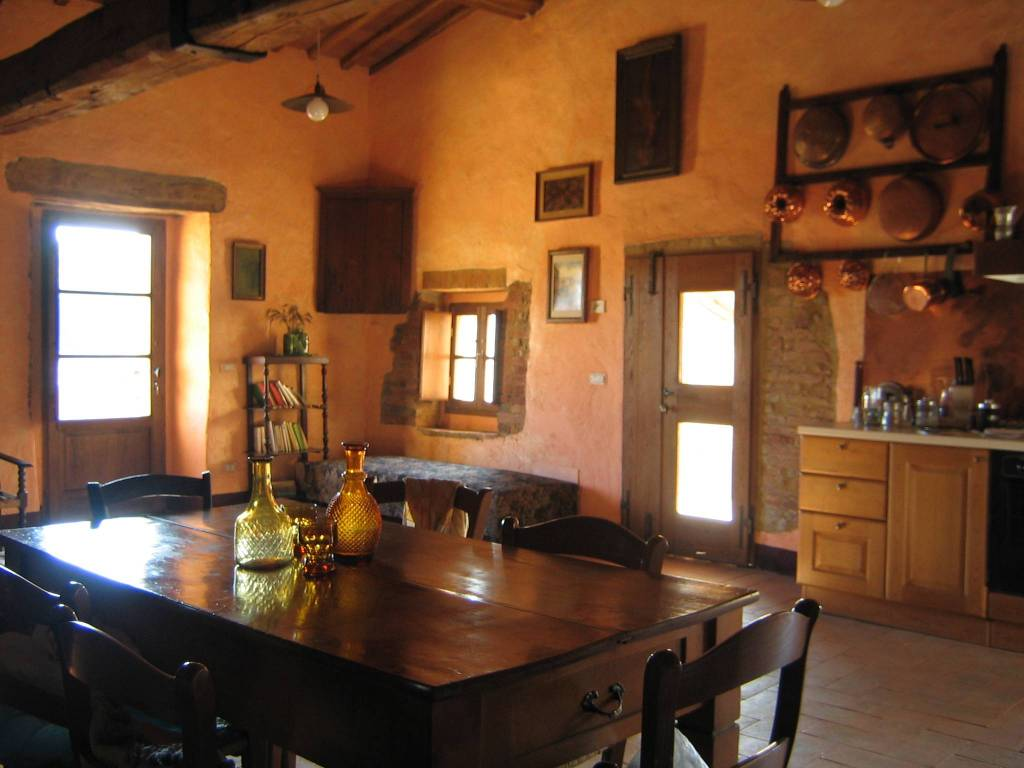 Foto 1 di Villa via del Casalino, Civitella Paganico
