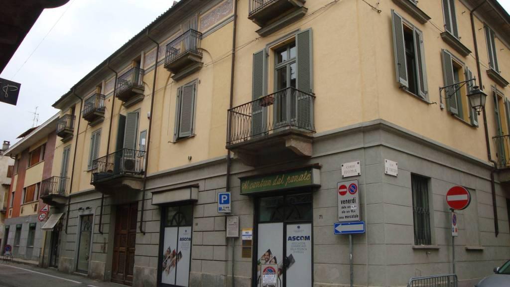 Foto 1 di Appartamento corso Roma 63, Crescentino