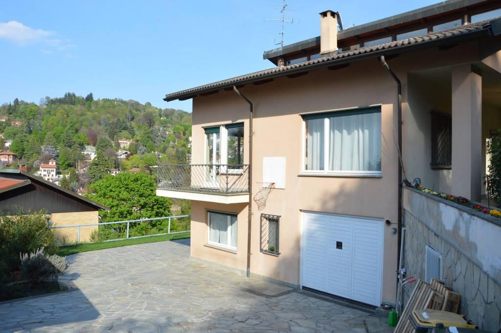 Villa in vendita Zona Precollina, Collina - strada Vicinale delle Terrazze 53 Torino
