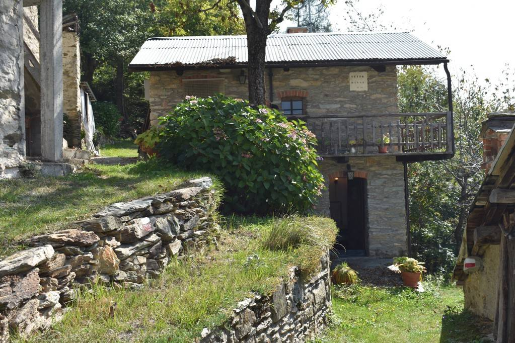 Foto 1 di Rustico / Casale strada Statale del Colle di Tenda, Vernante