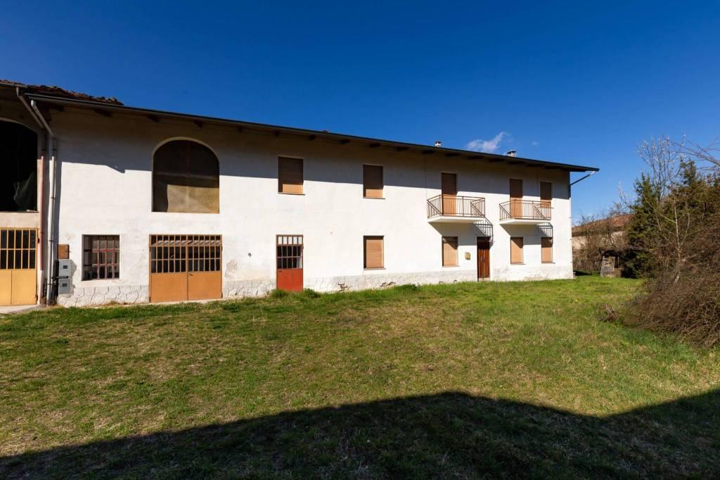 Foto 1 di Rustico / Casale via Fontane Morte, Odalengo Grande