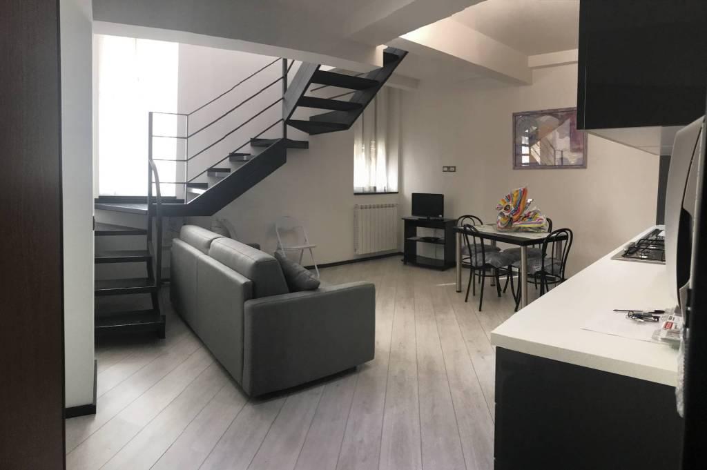 Attico / Mansarda in affitto a Alassio, 2 locali, Trattative riservate | PortaleAgenzieImmobiliari.it