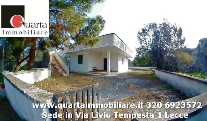 Villa in Vendita a Melendugno Centro: 4 locali, 1002 mq