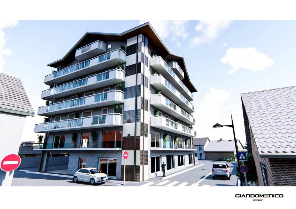 Appartamento 5 locali in vendita a Avezzano (AQ)