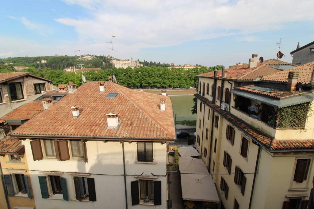 Appartamento in vendita a Verona, 3 locali, zona Veronetta, prezzo € 318.000   PortaleAgenzieImmobiliari.it