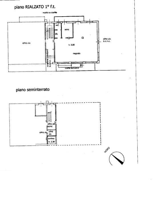 Negozio / Locale in affitto a Alessandria, 2 locali, prezzo € 800   CambioCasa.it