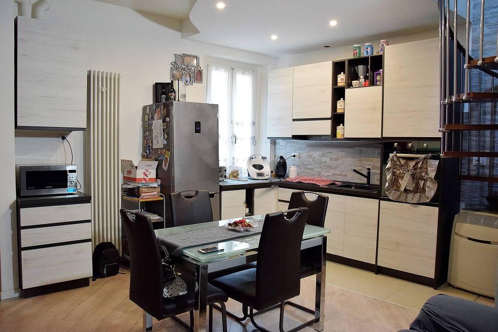 Appartamento in vendita via L. Ripamonti 19 Busnago