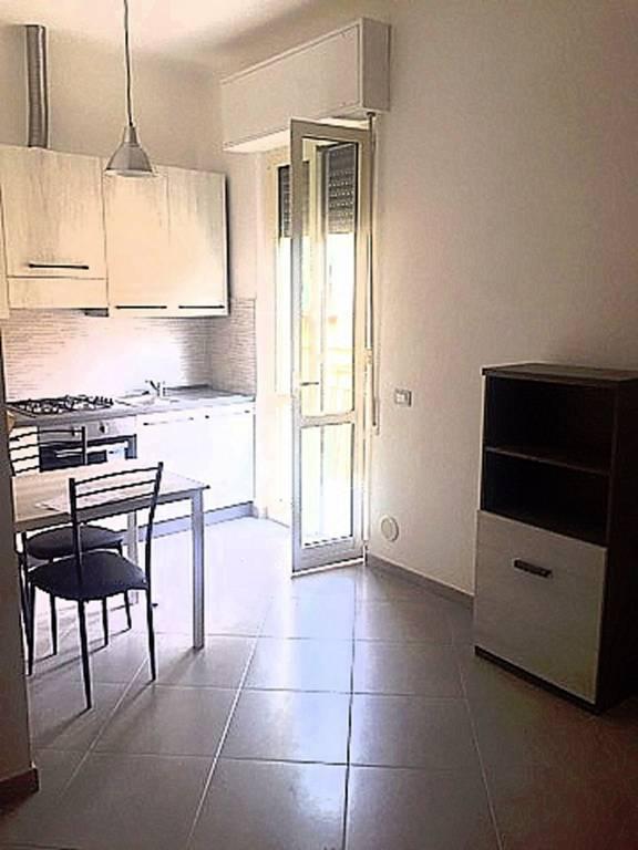Appartamento in buone condizioni arredato in affitto Rif. 9275711